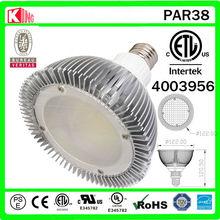 high power dome par38 led bulb