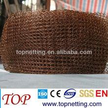 copper knit wire mesh for EMI/RMF shielding