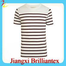 new design cheap red horizontal stripe t shirt wholesale t shirts cheap t shirts in bulk white plain