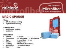 Miclenz Magic Sponge