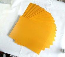 White/silver/golden inkjet pvc sheet for card