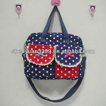 Dongguan manufacturer promotional second handbag/tote bag for women
