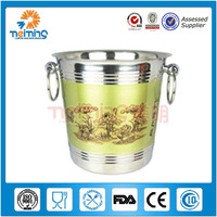 hot sale high quality stainless steel smirnoff ice bucket,beer keg