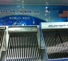 Atlantis Solar hot water heaters