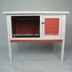 Wooden Rabbit Hutch LWRH-1004