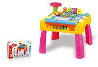 Multifunction enlighten brick toys model with music