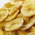 Banana desidratada, secas fatia de banana