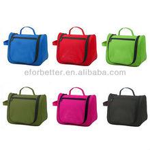 Beautiful ladies handbags/Cosmetic bag 2013/Polyester cosmetic bag FB-CMB008