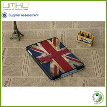for ipad mini flip cover case smart retro flag leather cover case