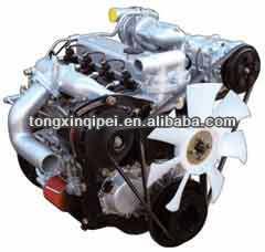 light truck diesel engine with gearbox