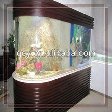 2013 new designed promotion fiber fish aquarium tank