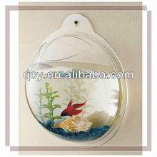 2013 Patented fashion lantern design aquarium fish tank with CE certificate