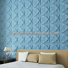 Best selling acrylic interior decorative wall panels for bedroom