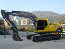 SURPLUS 0.93m3 VOLVO EC210 2002 YEAR MODEL BACKHOE/EXCAVATOR UNIT PACKAGE