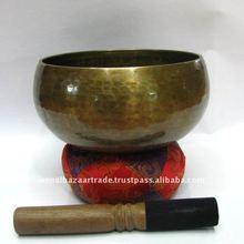 Tibetan Handmade Singing bowls