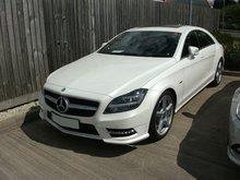 Mercedes Benz CLS 250 CDI Sport