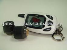 Motorbike TPMS+External Sensor
