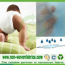 PP Hydrophilic Nonwoven Fabric adult diaper topsheet