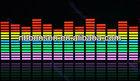 Strip Sound Activity Equalizer EL LED Car Sticker