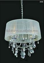 Italian designed Modern crystal chandelier lighting