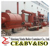 45%-50% Oil Yield Waste Tyre Pyrolysis Machine To Fuel Oil With Best Services