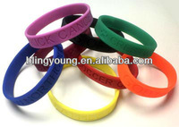 Hot selling silicone wristband watches men BY-3035