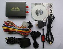 vehicle tracking , car gps tracker TK106 monitor fuel level