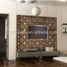 Stainless steel folding screens panel curtain OEM/ODM