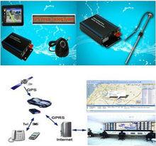 High gps fleet management vehicle tracking system