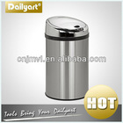 Stainless steel Pedal sensor automatic dustbin