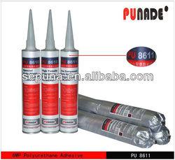 2013 Hot Sales!! Solvent Free pu Polyurethane Adhesive Sealant for Auto Windshield