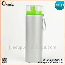 beautiful aluminum vacuum water bottle in various colors and capacities