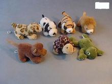 Plush Toy Manufacturer of 10cm - 15 cm Plush Animal