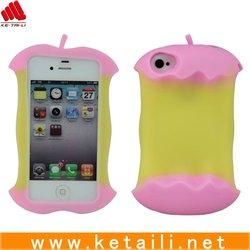 2013 silicone rubber cellphone cover
