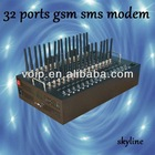 for actived sims card or advertised sending bulk sms usb serial gsm/gprs modem
