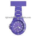 di alta qualità in silicone orologi al quarzo per gli infermieri