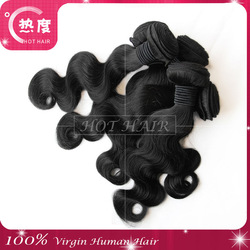 China manufacturer hot product top grade weave 5a 100% virgin
