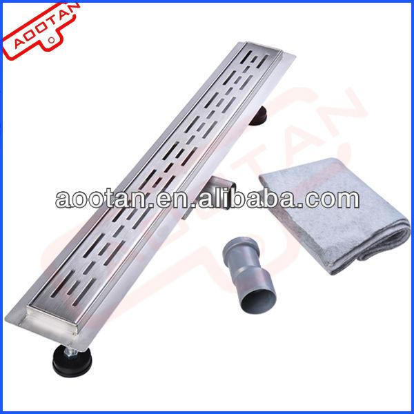 Bathroom Floor Drain Types : Stainless steel shower floor grate drain