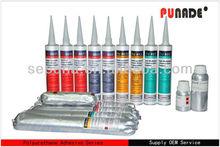 Polyurethane auto windshield polyurethane glass fixing glue/OEM service/car glass window replacement