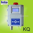Standalone KQ- CL2 gas detector sensor sound light alarm