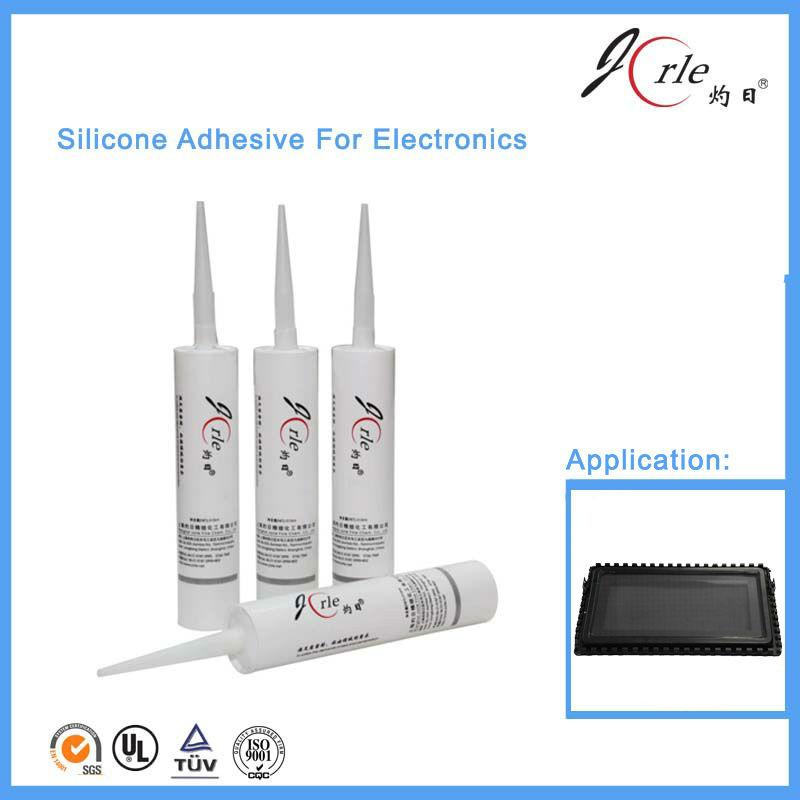 Professional colored silicone sealant