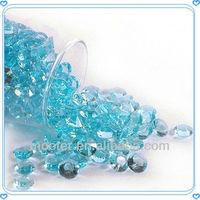 Wholesale Diamond Scatter Aqua Wedding Decorations