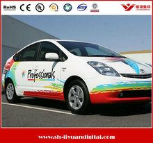 Car Full Body Vinyl Sticker