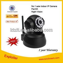 Wireless ip camera wifi with Night Vision/small car ip camera