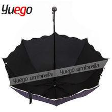 fashion girl sun block umbrella