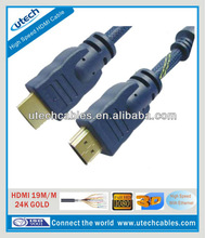 High quality 3d hdmi ethernet 1080p