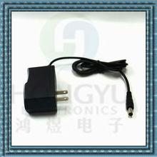 external portable 120vac to 12vdc power supplywith uk au usa korea India plug