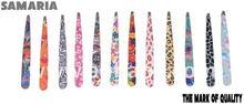 Group of Stylish Color Tweezers
