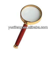 china nuevo estilo de la moda instrumentos de óptica de vidrio de aumento lupas lupa de vídeo usb