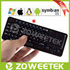 China new innovative product wireless keyboard for xbox 360 with touchpad